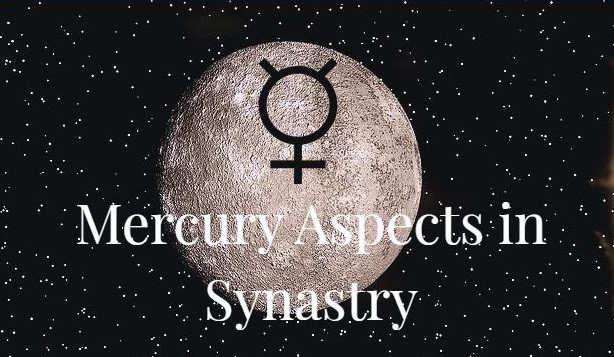 Mercury Aspects in Synastry