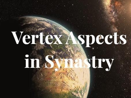 Vertex Aspects in Synastry