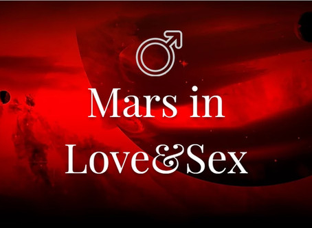 Mars Aspects in Synastry: To Sun, Moon, Venus and Mars