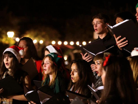 Why we should go Christmas Carolling