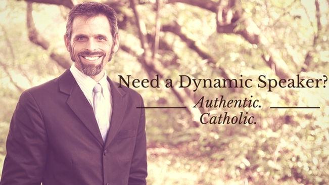 catholic speaker