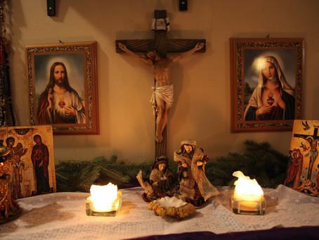 Should we celebrate Christmas before Christmas?
