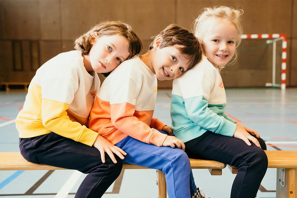 Pull Bigout Perpete Mode responsable enfants