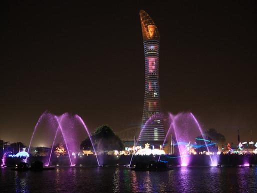 Onde se hospedar em Doha