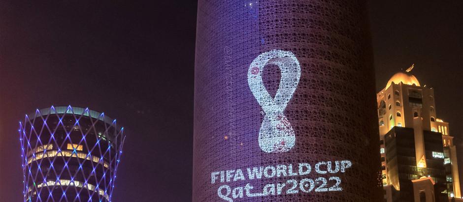 Copa do Mundo chegando e os preparativos tomando forma aqui no Qatar!
