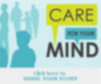 Share Your Story on Care For Your Mind