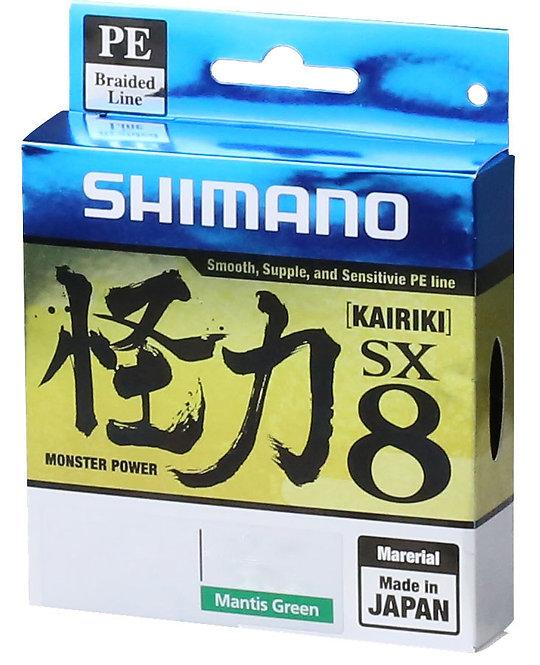 Shimano KAIRIKI Braided Line