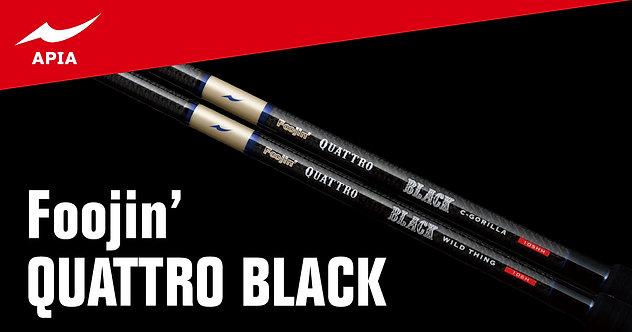 Apia Quattro Black 96XH
