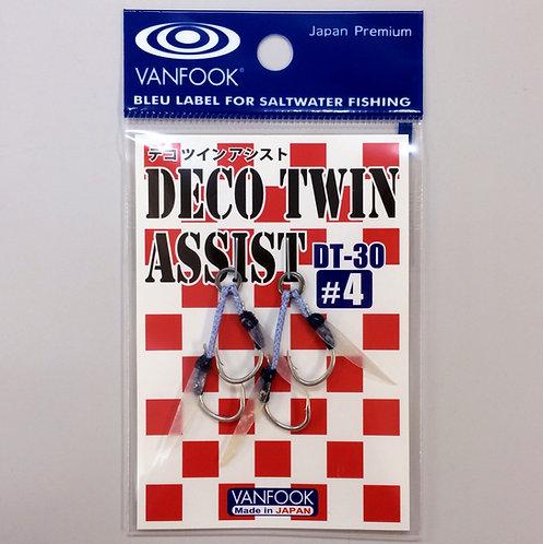Deco Twin Assist DT-30 VANFOOK