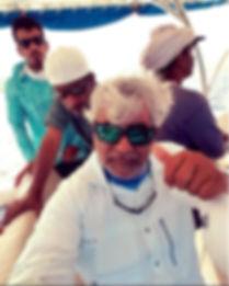 timuae, titanic fishing, sultan rashid al shamsi