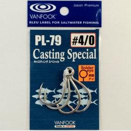 Casting special PL-79 Vanfook