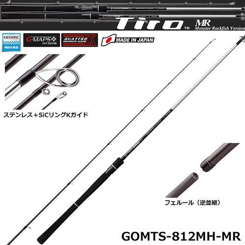 GRAPHITELEADER TIRO GOMTS-812MH-MR