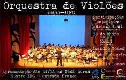 Orquestra de violões da Emac Ufg, semana que vem!