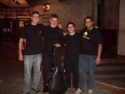 Grande Marco Pereira, participação especialíssima no nosso disco do Brasil In Trio, um dos maiores v