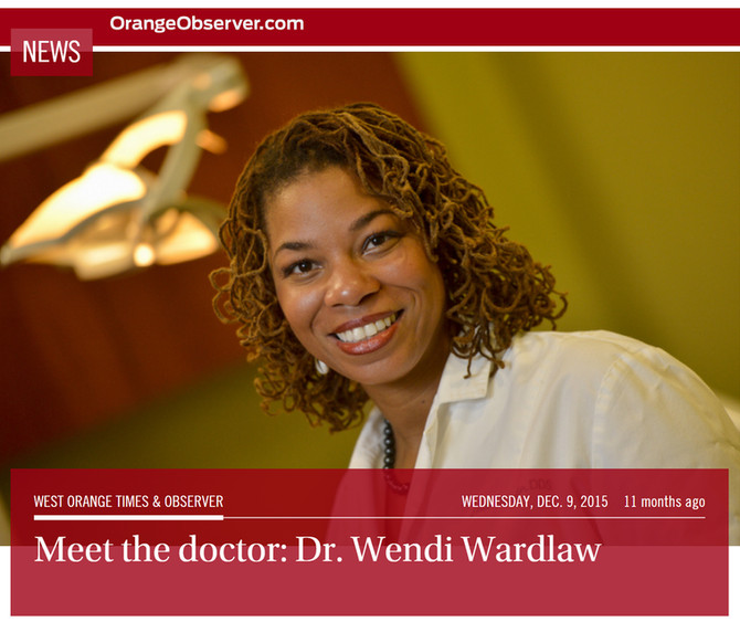 """Meet Dr. Wendi"" Highlighted on Orange Observer - Read More"