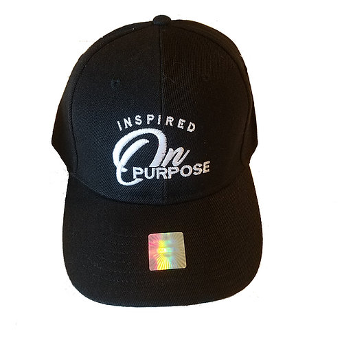 Inspired On Purpose Baseball Cap