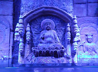monument-statue-blue-place-of-worship-te