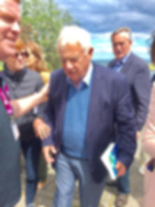 Chris Patten @ Dalkey Book Festival