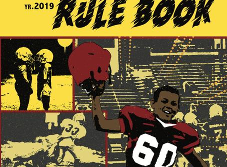 2019 rulebook released