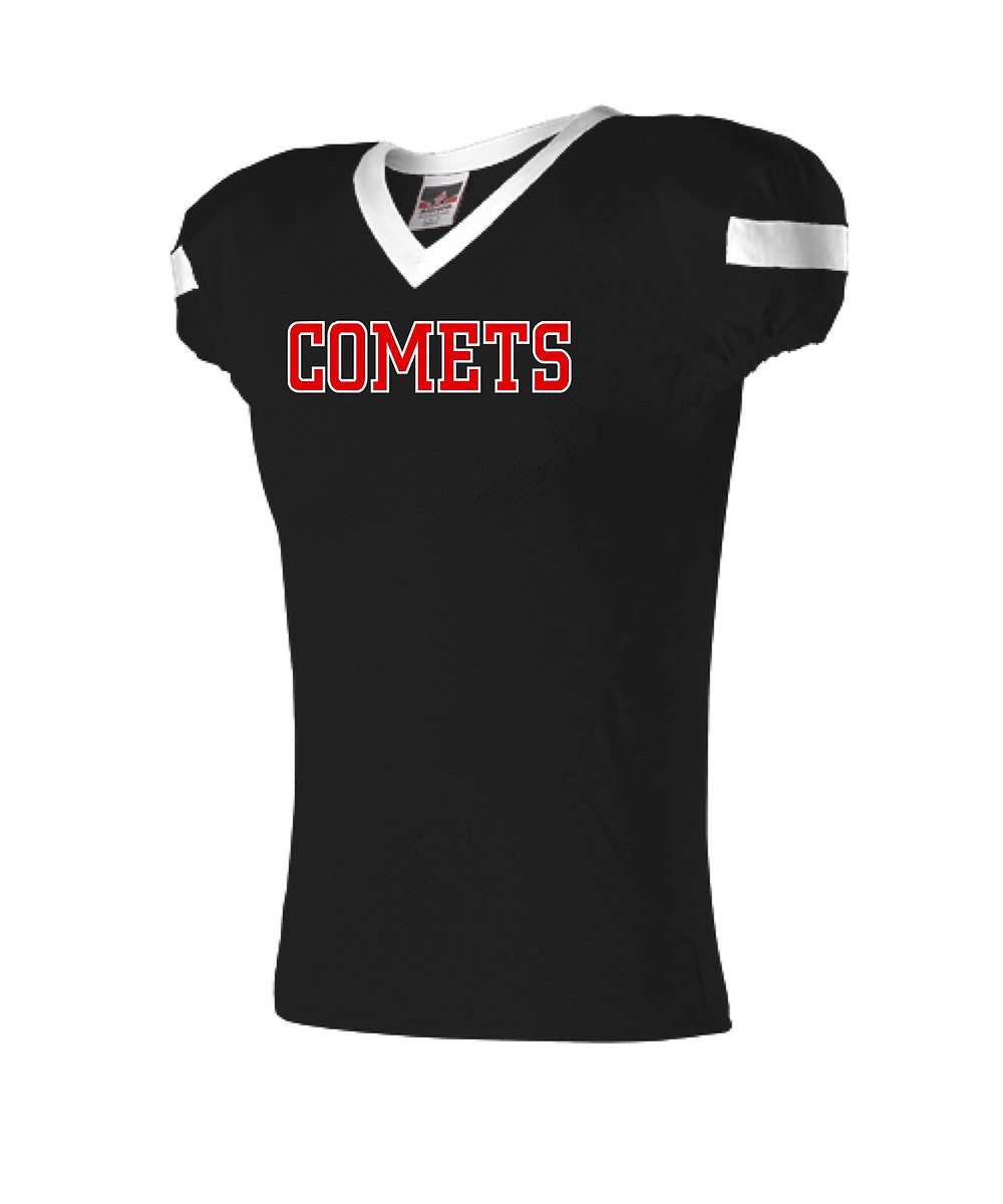 Junior Comets Tulsa Uniforms