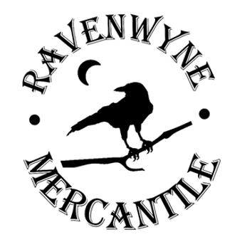 Ravenwyne Mercantile logo.png
