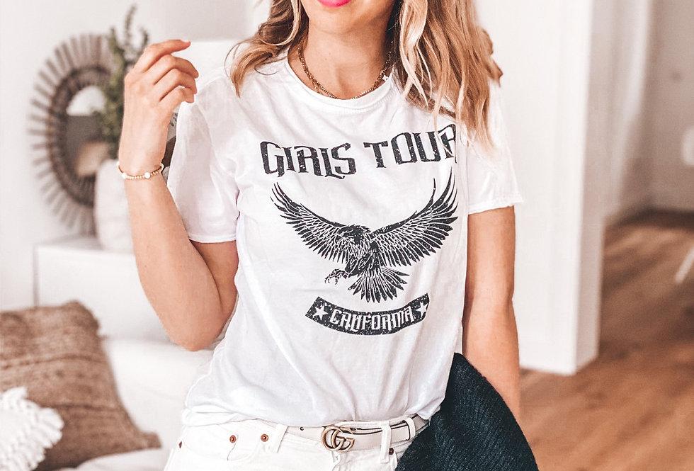 T-Shirt Girls Tour