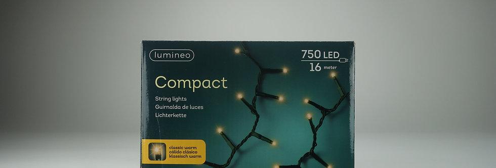 750 LED 16m Compact  Classic white LUMINEO