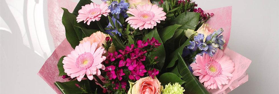 Boeket XL roze