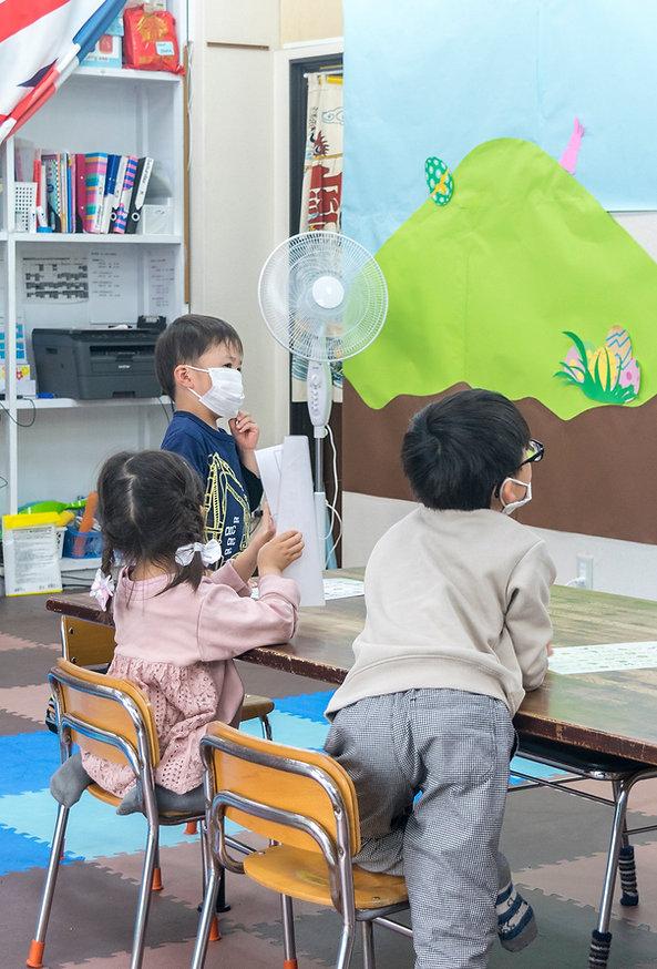 幼稚園生クラス