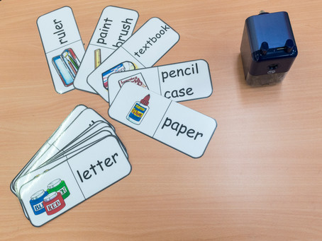 Stationery Dominoes