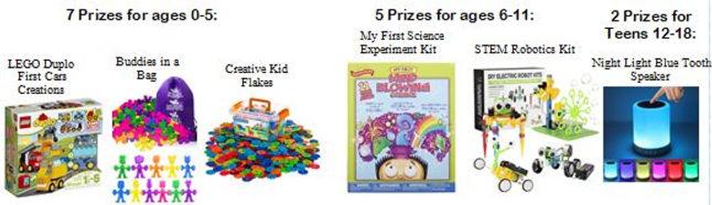 prizes for summer reading.JPG