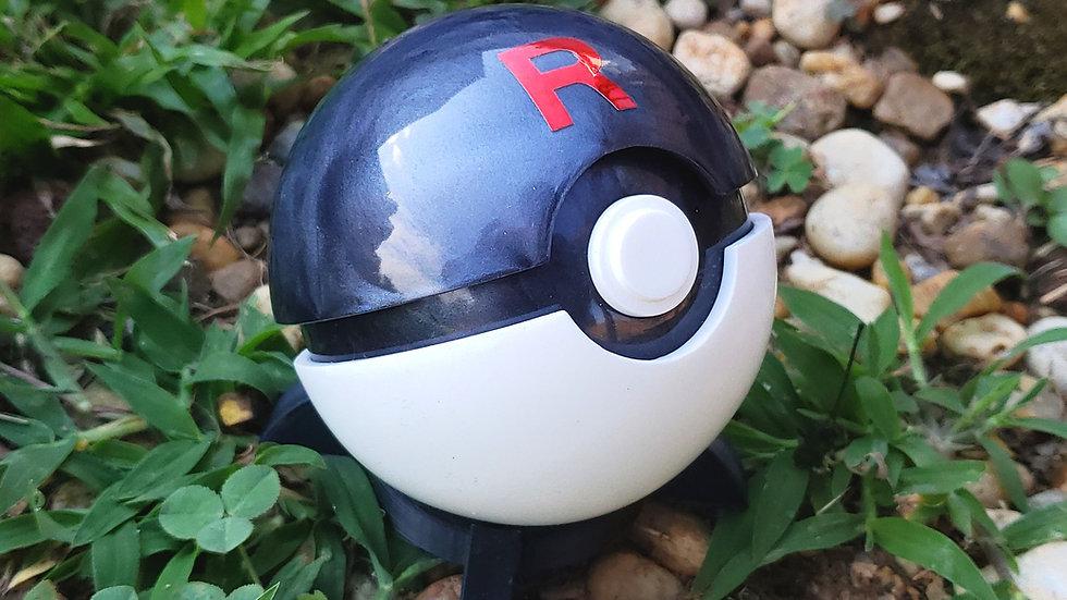 Team Rocket Ball Replica
