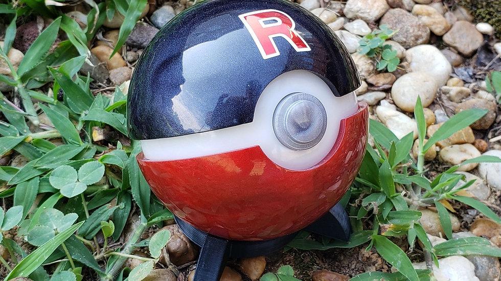 Team Rocket Ball Replica v2
