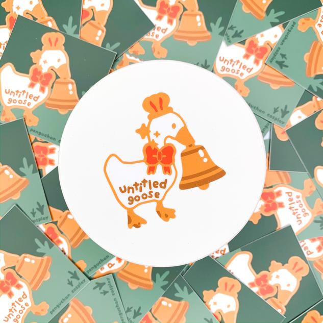 Goose Sticker