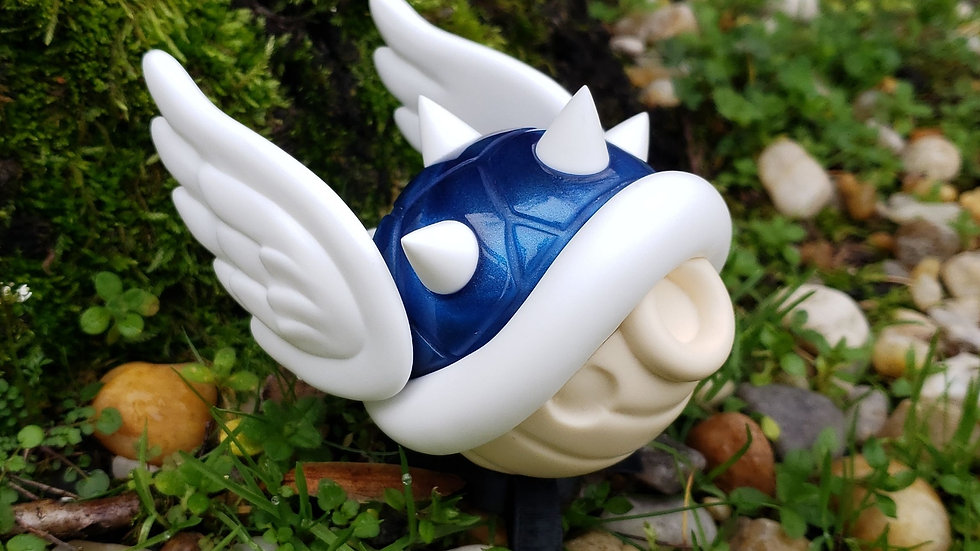 Blue Koopa Shell