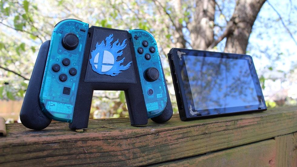 Custom Nintendo Switch Joy-Con Grip - Super Smash Bros