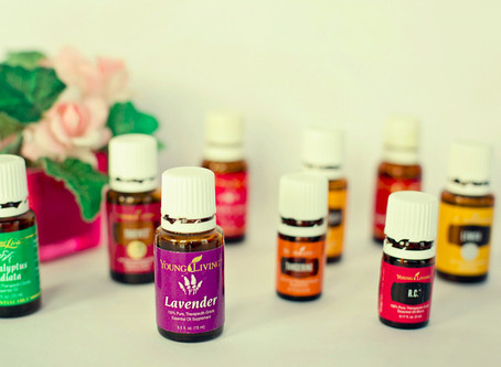 Nine essential oils to keep your family healthy!