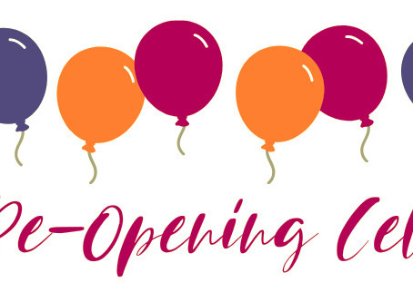 Grand Re-Opening Celebration starts June 17th!