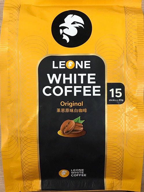 Instant 3in1 Leone White Coffee (Original)