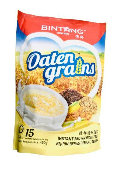 Bintang Instant Brown Rice Cereal