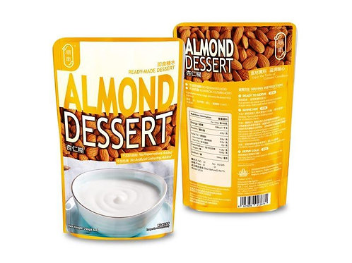 Ready To Eat Almond Dessert (850g)