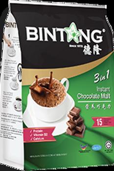 Bintang 3in1 Instant Chocolate Malt Drink