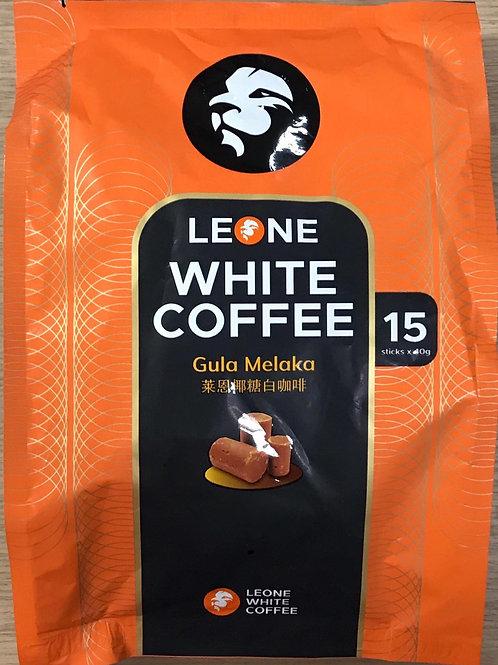 Instant 3in1 Leone White Coffee (Gula Melaka)