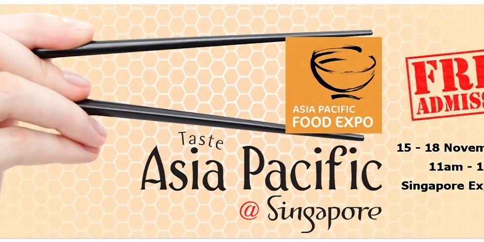 Asian Pacific Food Expo 2018