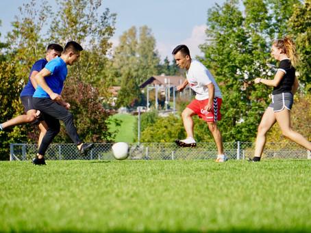 Sport ohne Grenzen ist zurück! 🎉