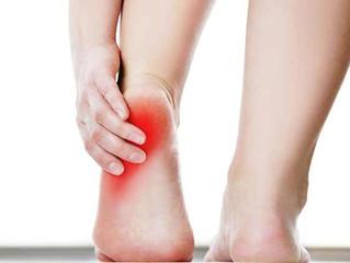 """Dor crônica nos pés pode ser """"esporão"""""""