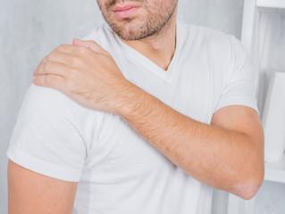 Deslocamento do ombro deve ser tratado com urgência