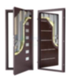 Входная дверь Гардиан ДС 2