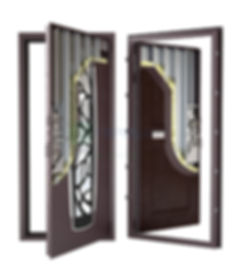 Взломостойкая входная дверь Гардиан ДС 3У