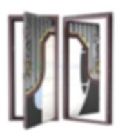 Взломостойкая входная дверь Гардиан ДС 8У